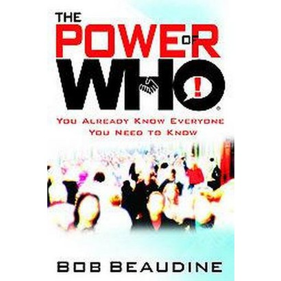 The Power of Who! (Hardcover)
