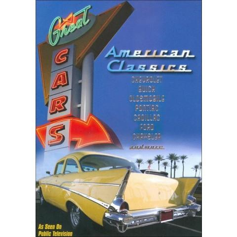 Great Cars: American Classics (6 Discs)