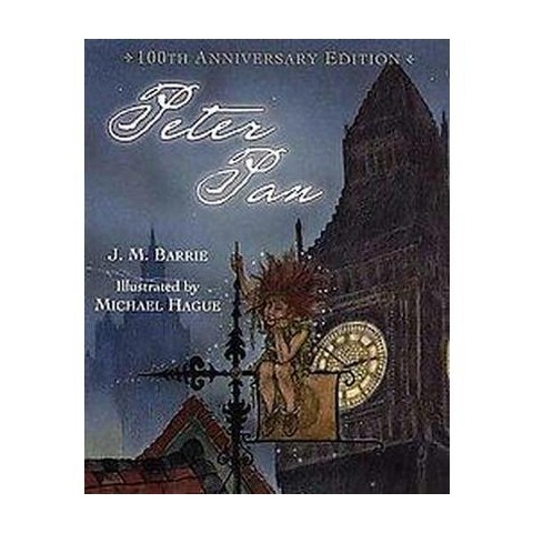 Peter Pan (Anniversary) (Hardcover)