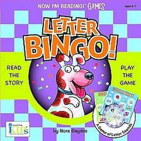 Letter Bingo (Hardcover)