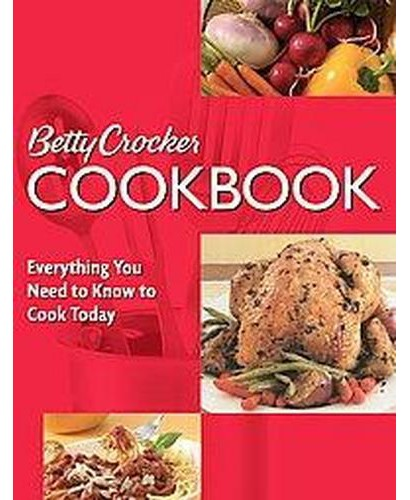 Betty Crocker Cookbook (Paperback)