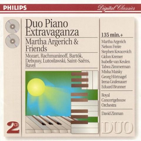 Duo Piano Extravaganza