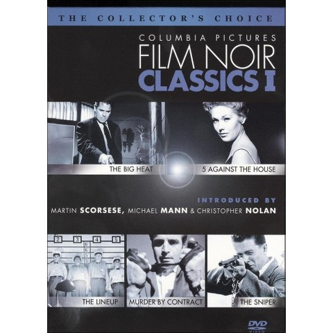 Columbia Pictures Film Noir Classics, Vol. 1 (5 Discs) (Widescreen)