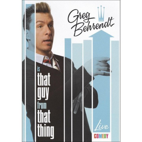 Greg Behrendt is That Guy from That Thing (Widescreen)