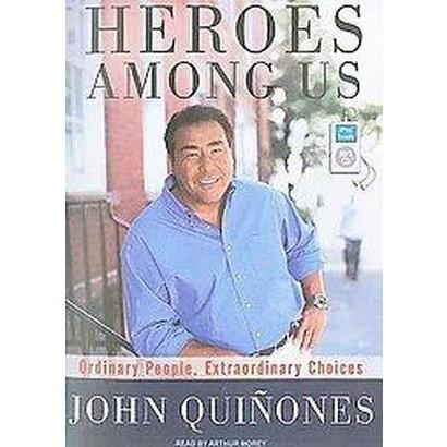 Heroes Among Us (Unabridged) (Compact Disc)