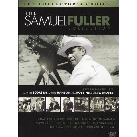 Sam Fuller Film Collection (7 Discs) (Widescreen)