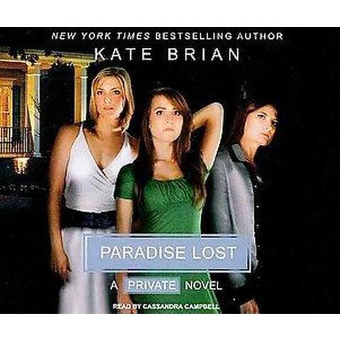Paradise Lost (Unabridged) (Compact Disc)