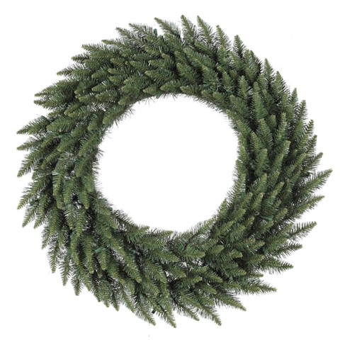 "Camdon Fir Wreath - Dark Green (72"")"