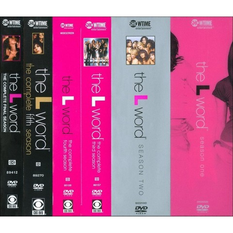 The L Word: Complete Series Pack (24 Discs)