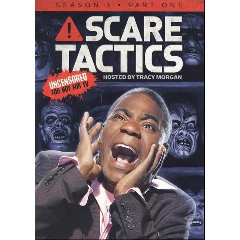 Scare Tactics: Season 3, Part 1 (Uncensored - Too Hot For TV) (2 Discs)