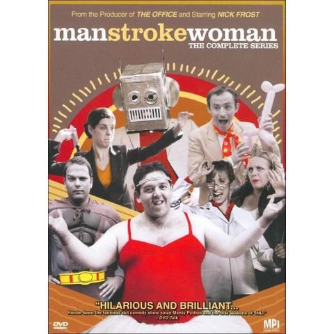Man Stroke Woman: Complete Series (2 Discs) (Widescreen)