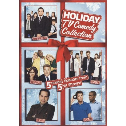 Holiday TV Comedy Collection (Widescreen)
