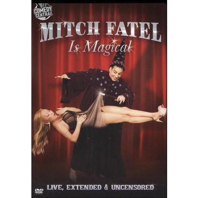 Mitch Fatel: Mitch Fatel Is Magical (Widescreen)
