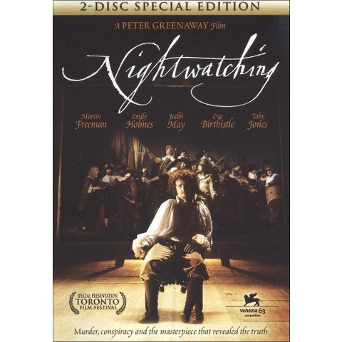 Nightwatching (Special Edition) (2 Discs) (dvd_video)