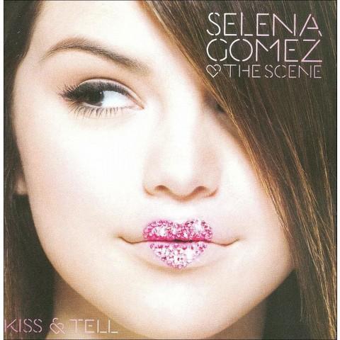 Selena Gomez & The Scene - Kiss & Tell (CD)