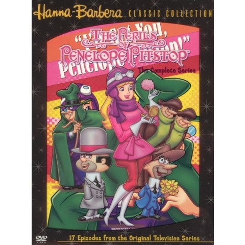 The Perils of Penelope Pitstop: The Complete Series (Hanna Barbera Classic Collection)