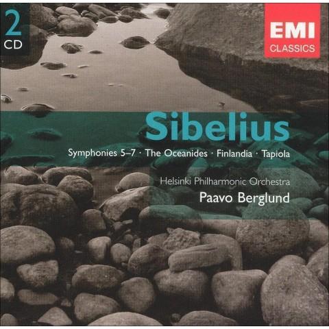 Sibelius: Symphonies Nos. 5-7; The Oceanides; Finlandia; Tapiola
