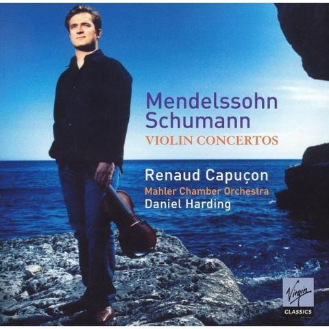 Mendelssohn, Schumann: Violin Concertos