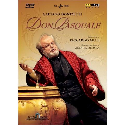 Don Pasquale (Widescreen)