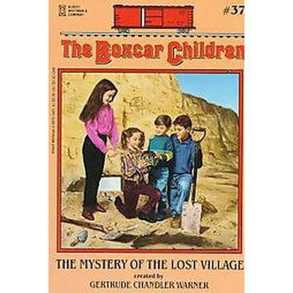 The Mystery of the Lost Village (Paperback)
