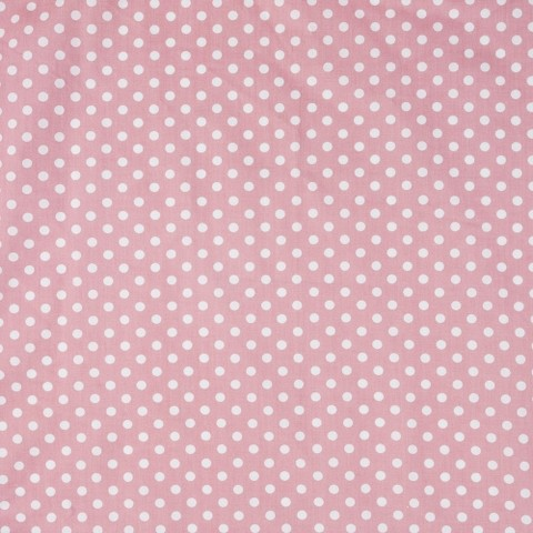 My Baby Sam Pink Dot Crib Sheet