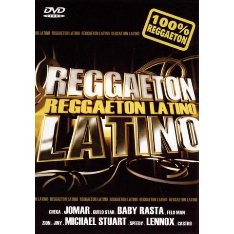 Reggaeton Latino DVD