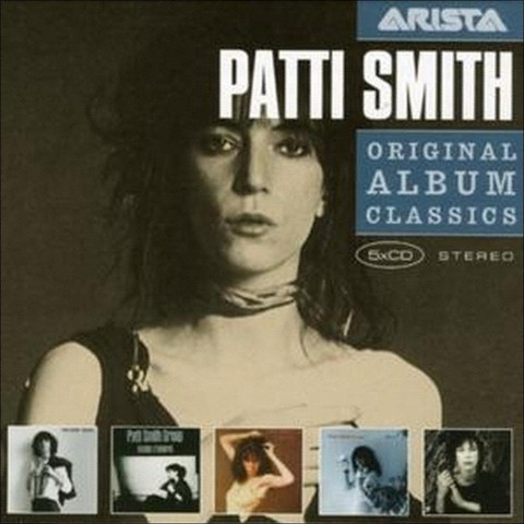 Patti Smith - Original Album Classics (CD)
