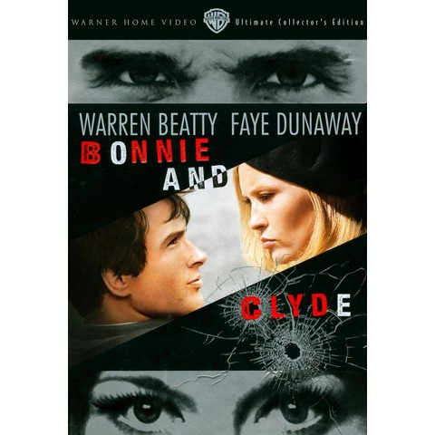Bonnie and Clyde  (Ultimate Collector's Edition) (2 Discs) (R) (Widescreen)