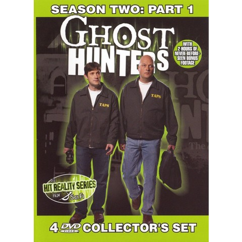 Ghost Hunters: Season Two, Part 1 (4 Discs)