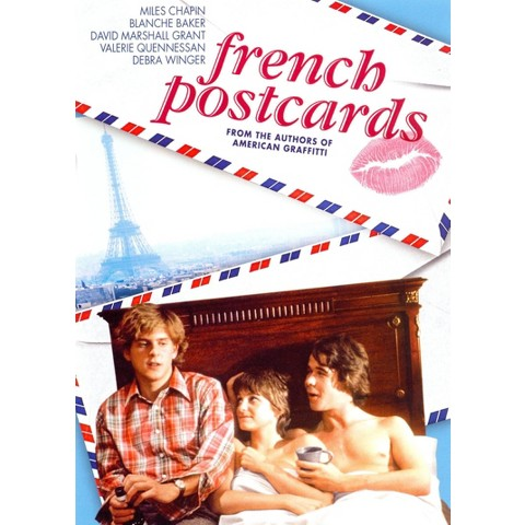 French Postcards (Widescreen)
