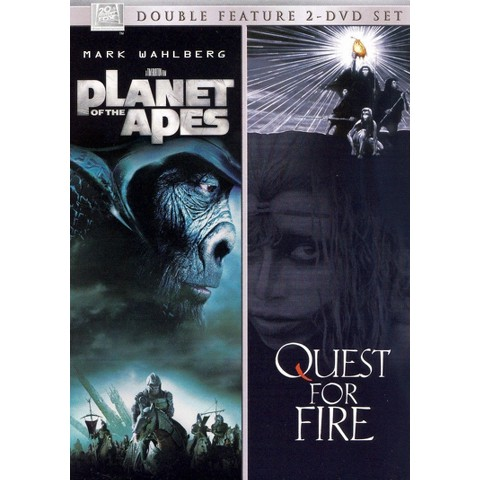 Planet of the Apes/Quest for Fire (2 Discs) (Widescreen)