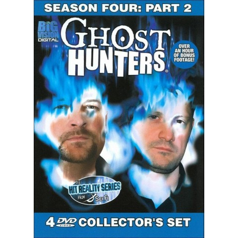 Ghost Hunters: Season Four, Part 2 (4 Discs)