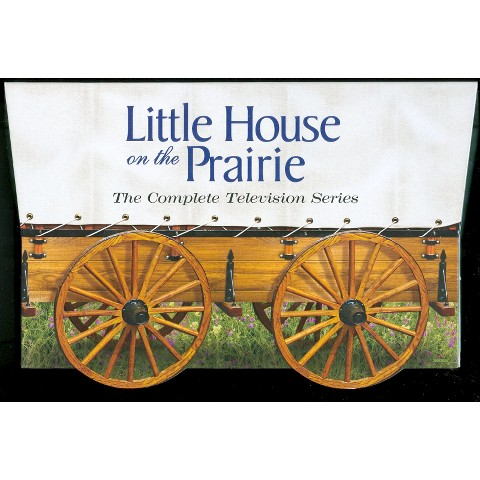 Little House on the Prairie: The Complete Television Series (60 Discs)