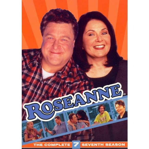 Roseanne: The Complete Seventh Season (4 Discs)