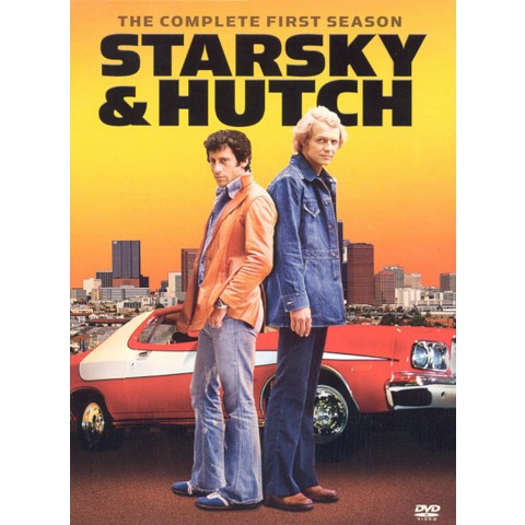 Starsky & Hutch: The Complete First Season (5 Discs)