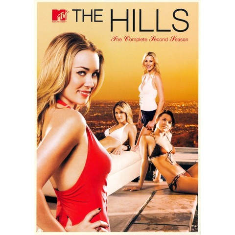 The Hills: The Complete Second Season (3 Discs) (Widescreen)