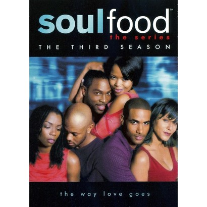 Soul Food: The Complete Third Season (5 Discs)
