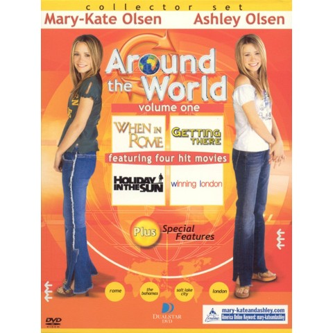 Around the World Collector Set, Vol. 1 (4 Discs)