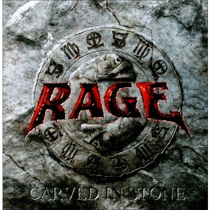 Carved in Stone (Lyrics included with album, Enhanced CD-ROM)
