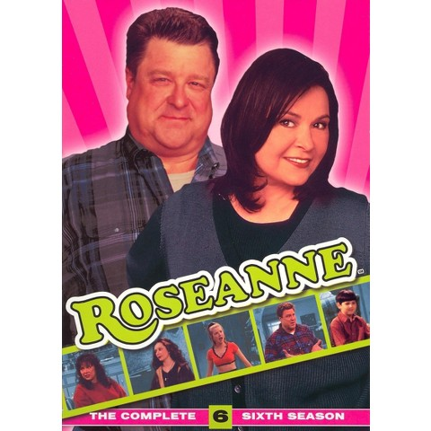 Roseanne: The Complete Sixth Season (4 Discs)