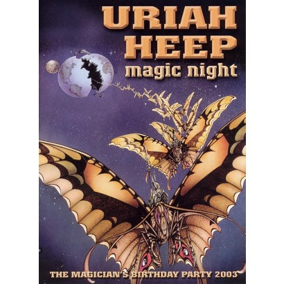Uriah Heep: Magic Night (Classic Rock Legends)