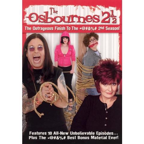 The Osbournes: 2 ½ (2 Discs) (Dual-layered DVD)
