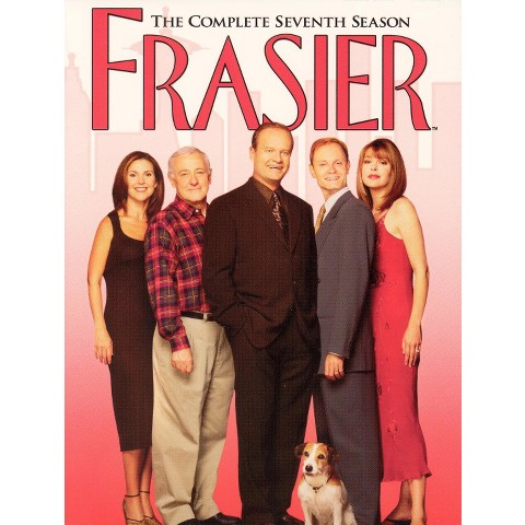 Frasier: The Complete Seventh Season (4 Discs)