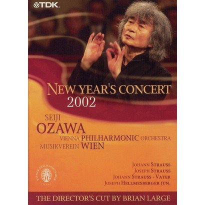 Ozawa and the Vienna Philharmonic: New Year's Concert 2002