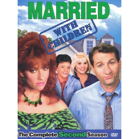 Married... With Children: The Complete Second Season (3 Discs)