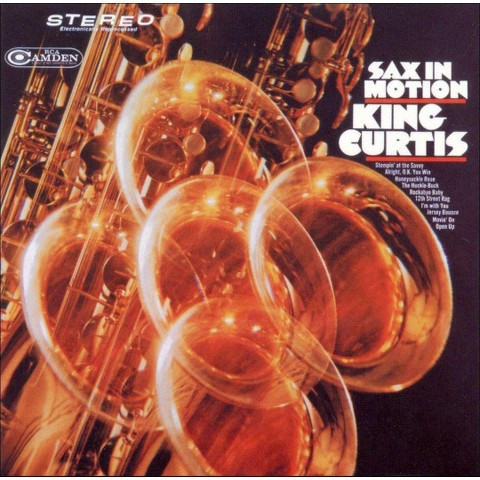 Sax in Motion (Balzout)