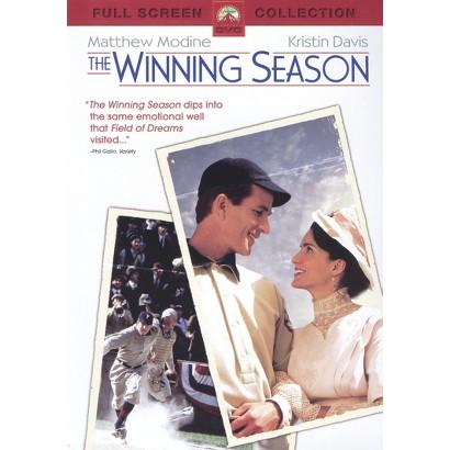 The Winning Season (S) (Paramount Fullscreen Collection)