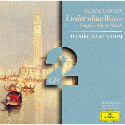 Mendelssohn songs without words product details page