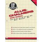 Allis-Chalmers Shop Manual/Models B, Rc, ( I&t Shop Service, Ac-11/9402568) (Paperback)