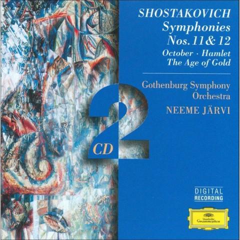 Shostakovich: Symphonies Nos. 11 & 12